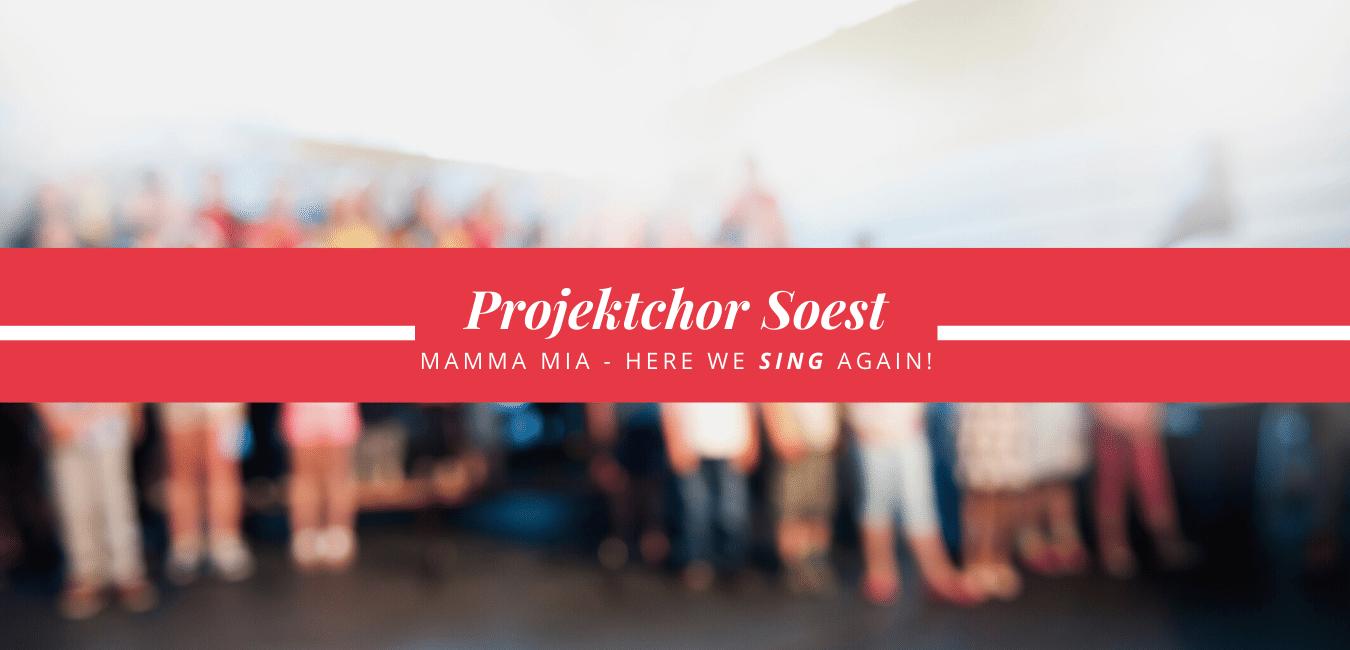 Projektchor Soest-Wir singen