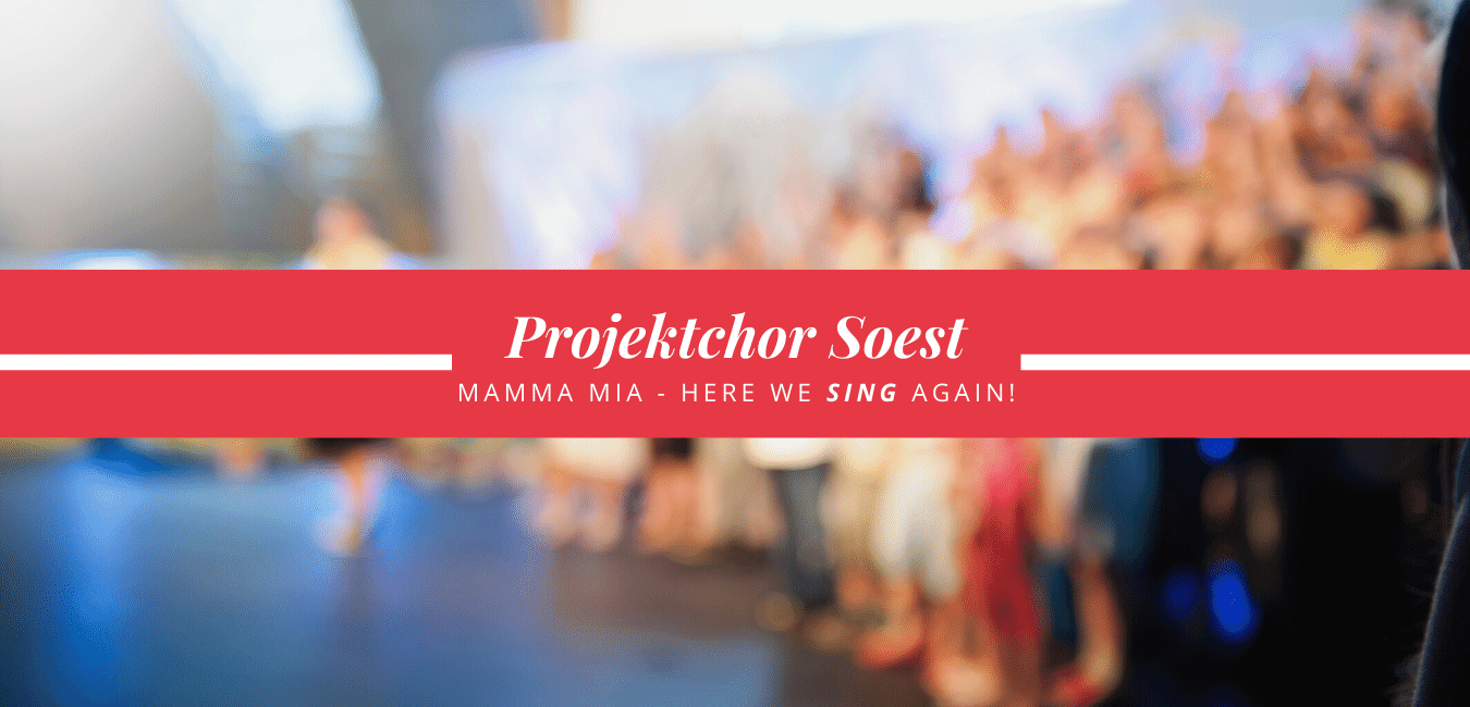 Projektchor Soest-wir suchen